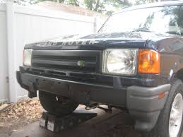 modified land rover discovery modified my front bumper land rover forums land rover