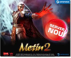 Servere Metiin2
