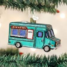 taco truck ornament objects of affection