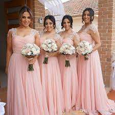 pink bridesmaid dresses 2017 fresh light pink bridesmaid dresses for summer garden boho