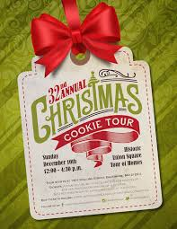 32nd annual union square cookie tour set for december 10th