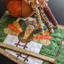 turkey placemats free turkey placemats sewing quilting pattern sew pattern