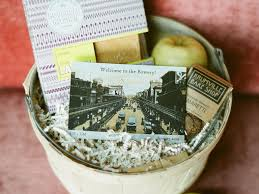 Welcome Baskets For Wedding Guests Wedding Guests How To Make Out Of Town Wedding Guests Feel At Home