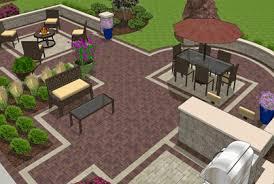 Outdoor Patio Design Software Patio Designer Lightandwiregallery
