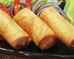 cuisine chinoise nems recette de nems chinois cuits au four