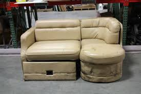Flexsteel Dylan Sofa Rv Furniture Used Rv Motorhome Recoverable Flexsteel Leather