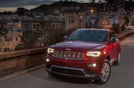 matte green jeep grand cherokee 2016 jeep grand cherokee range gets major overhaul autocar