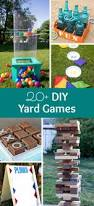 Diy Backyard Games by 20 Diy Yard Games That Are Perfect For Summer Entertaining Like