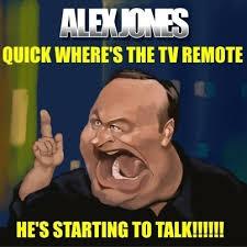 Darrell Meme - alex jones by darrell media culture cartoon toonpool