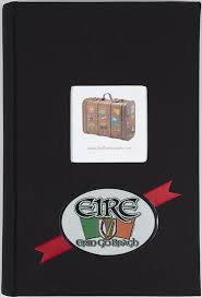photo album with memo space ireland flag decal photo album 300 pockets memo space hello