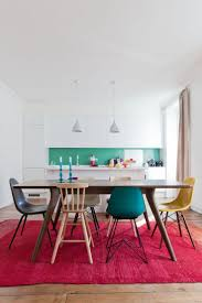 Colorful Kitchen Table by 34 Best Salle A Manger Images On Pinterest Kitchen Console