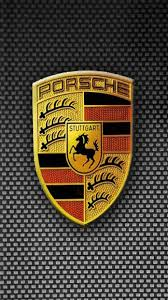 porsche logo black background porsche wallpapers for iphone 7 iphone 7 plus iphone 6 plus