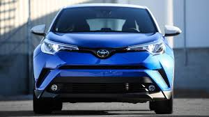 2018 toyota c hr will wow 2018 toyota c hr will start at 23 460 youtube