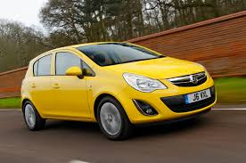 vauxhall yellow vauxhall reviews autocar