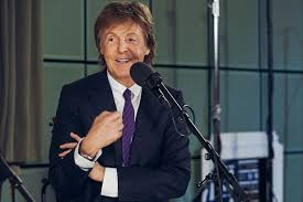 Paul Mccartney Halloween Costume Paul Mccartney Praises Kanye West U0027crazy Guy Inspires