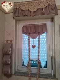 tendaggi country le creazioni di antonella tende per bagno con dietro vetro