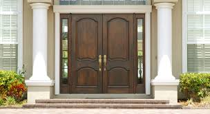 Front Exterior Doors For Homes Custom Historic Wood Doors Installation Los Angeles Tashman
