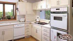 go from dated to elated with a kitchen remodel by renew cabinet