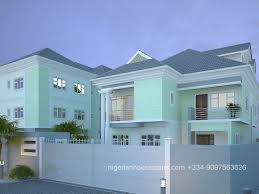 5 Bedroom House Plans by Nigerianhouseplans Your One Stop Building Project Solutions Center
