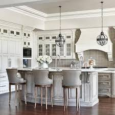 kitchen island chair best 25 leather counter stools ideas on leather bar
