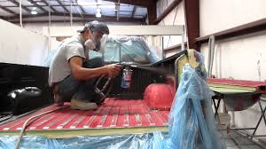 Best Truck Bed Liner Truck Spray In Truck Bedliner Shake And Shoot Youtube