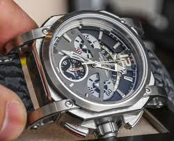 watches chronograph visconti w105 2squared chronograph watches on ablogtowatch