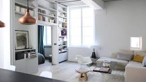 decoration industrielle vintage un appartement de caractère au style industriel marie claire