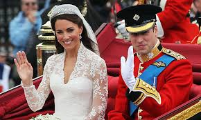 wedding cake kate middleton prince william and kate middleton s wedding cake slice up for auction