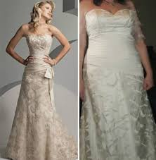 wedding dresses cheap online ads versus reality 14 disappointing wedding dresses bored panda