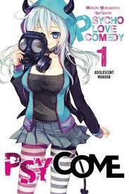 Read Light Novels Online Psycome Light Novel Manga Anime Planet