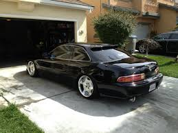 lexus sc300 window visor official post a pic of your ride right now sc style page