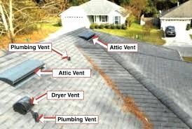 bathroom exhaust fan roof vent cap bathroom exhaust roof vent northlight co