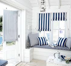 deco table marin idées déco estivale de style marin pour une maison de vacances