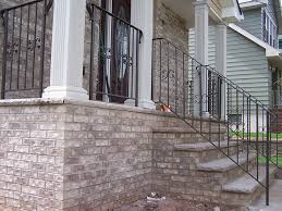 External Handrails Exterior Railings Iron Work Expo And Design Center In West Orange Nj