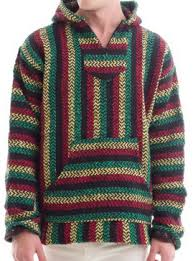 Mexican Rug Sweater A Mexican Baja Hoodie With Free Shipping Drug Rug Hoodies