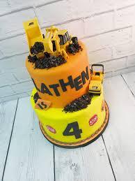 construction birthday cake nashville construction birthday cake