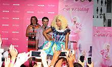 nicki minaj black friday perfume pink friday fragrance wikipedia