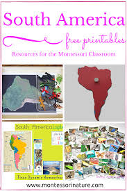 Blank South America Map by South America Free Educational Printables Resources For The