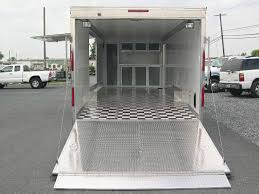Trailer Awning Carmate 8 5 X 26 Enclosed Car Trailer Awning Door Loaded