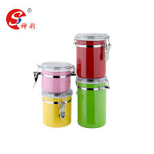 buy stainless steel canisters wholesale from trusted stainless