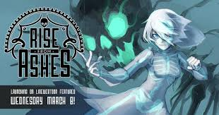 from ashes rise from ashes a webcomic by madeleine rosca