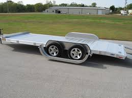 aluminum car trailers open car trailers aluminum open car haulers