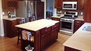 Refinishing Kitchen Cabinet Cabinet Refacing And Refinishing Angie S List