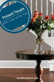 how to decorate with sherwin williams u0027 poised taupe taupe color
