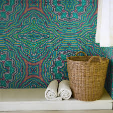 non permanent wall paper trendy wallpaper lined wallpaper aboriginal detroit wallpaper