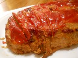 i have no idea why this turkey meatloaf is so good but it just is