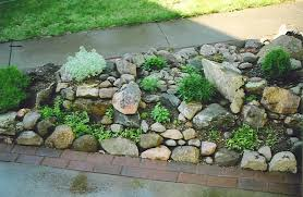 Rock Garden Designs For Front Yards Small Rockery Garden Ideas Small Front Yard Rock Garden Ideas