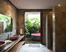 Best Bali Thai Inspiration Images On Pinterest Outdoor - Balinese bathroom design