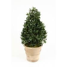 Laurel Topiary - beautiful faux flower and faux plants from distinctive designs