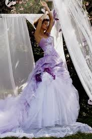 Purple Wedding Dress Light Purple And White Wedding Dresses Naf Dresses